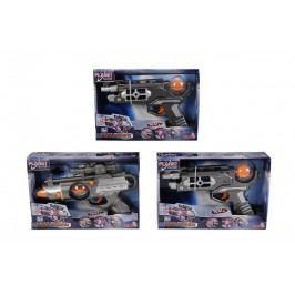 SIMBA - Planet Fighter Zbraň 22cm, 3 Druhy