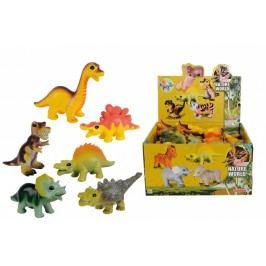 SIMBA - Soft Dinosaurus, 10 Cm, 36Dp, 6 Druhů