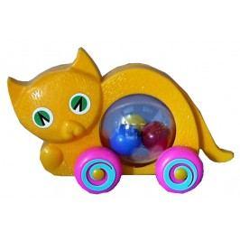 SMĚR - Kočka s míčkem