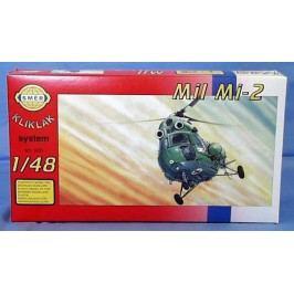 SMĚR - MODELY - Vrtulník Mi 2 1:48