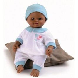 SMOBY - 160179 panenka Baby Nurse etnik v bílých šatičkách