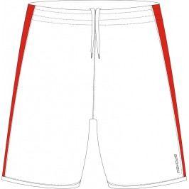SPOKEY - Fotbalové šortky bílé vel. S