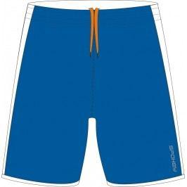 SPOKEY - Fotbalové šortky modré junior  vel. 140-146 cm