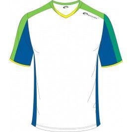 SPOKEY - Fotbalové triko bílo-zelené vel. L