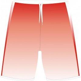 SPOKEY - Fotbalové šortky červené velikost M