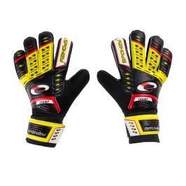 SPOKEY - KEEPER ADULT Brankářské rukavice žluté roz.9