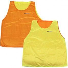 SPOKEY - SHINY D-Vesta žlutá/oranž rozliš. oboustr. M