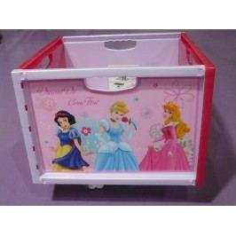 STOR - Přepravka na hračky Princess