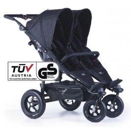TFK - kočárek pro dvojčata, Twinner lite T-TWL-010 black