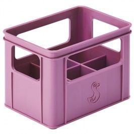 Box na kojenecké láhve - růžový