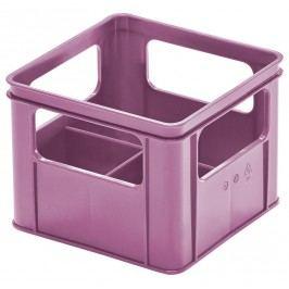 Box na široké kojenecké láhve - růžová