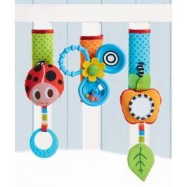 TINY LOVE - Sada hraček na kočárek a postieľkuCrib & Stroller Sleeves
