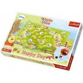TREFL - Hra Happy Day Medvídek Pú