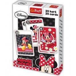 TREFL - Karty Černý Petr - Minnie Mouse