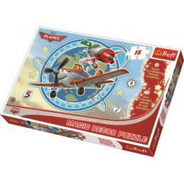 TREFL - Magic Decor Fosfor puzzle Planes