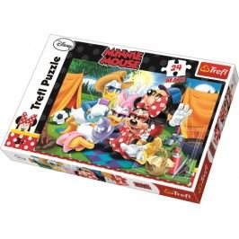 TREFL - Minnie Mouse puzzle maxi 24