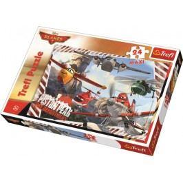 TREFL - Planes 2 puzzle maxi 24