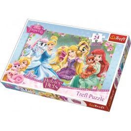 TREFL - Princess puzzle maxi 24