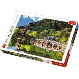 TREFL - Puzzle Black Dragon Pool 500