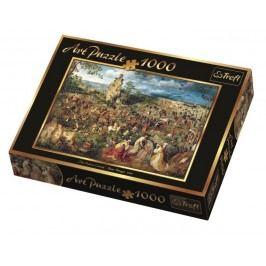 TREFL - Puzzle Bruegell - Cesta do Kalvárie