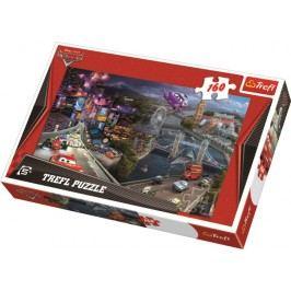 TREFL - Puzzle Cars 160, výrobce Trefl.