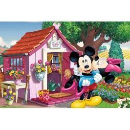 TREFL - Puzzle Disney Mickey a Minnie v zahradě 60