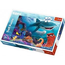 TREFL - Puzzle Finding Dory 100