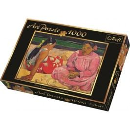 TREFL - Puzzle Gauguin - Tahiťanky na pláži