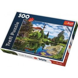 TREFL - Puzzle Jezero Chemsee - Bavorsko