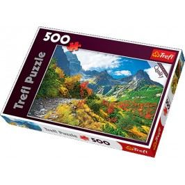 TREFL - Puzzle Podzimní Tatry