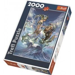 TREFL - Puzzle Královna moří.