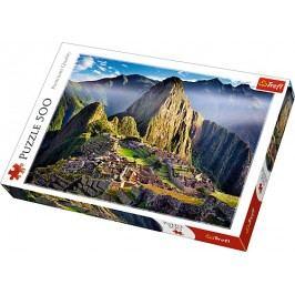 TREFL - Puzzle Machu Picchu 500