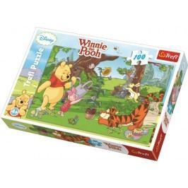 TREFL - Puzzle Medvídek Pů 100 dílů
