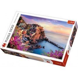 TREFL - Puzzle Manarola 1500