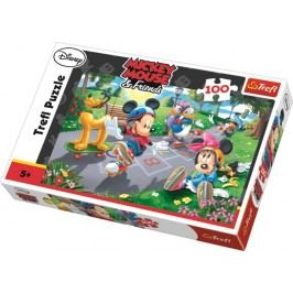TREFL - Puzzle Mickey 100 dílů