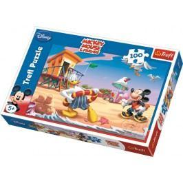 TREFL - Puzzle Mickey II 100 dílů