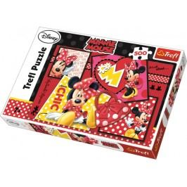 TREFL - Puzzle Minnie