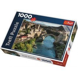 TREFL - Puzzle Mostar - Bosna a Hercegovina.