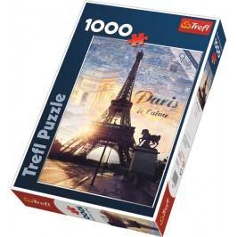 TREFL - Puzzle Paříž za svítání.