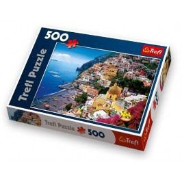 TREFL - Puzzle Positano - Itálie
