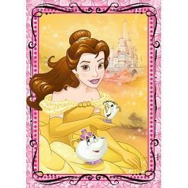 TREFL - Puzzle Princess S kamarádkami 4v1
