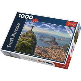 TREFL - Puzzle Rio de Janeiro.
