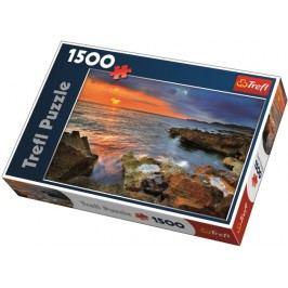 TREFL - Puzzle Španělské pobřeží.