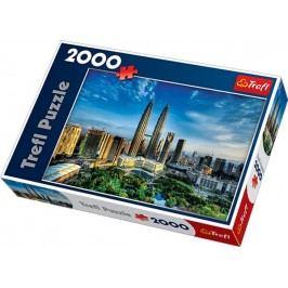 TREFL - Puzzle Věže dvojčata Petronas.