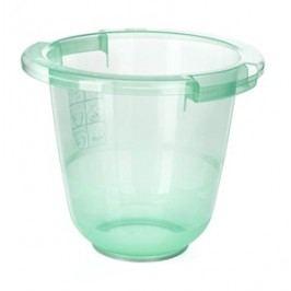tummy tub - Kyblík na koupaní TummyTub zelená