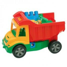 WADER - auto multi truck s kostkami