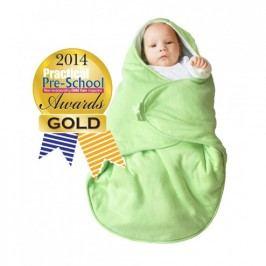 WALLABOO - Dětská deka Coco, Green