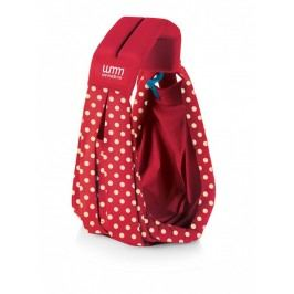 WE MADE ME - Nosič Soohu Sling Polka Red Special Edition