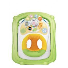 WEINA - Chodítko s hracím pultem - zelené