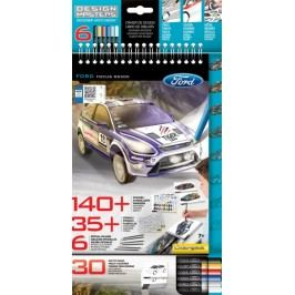 WOOKY - Ford Focus Portfolio + Pastelky